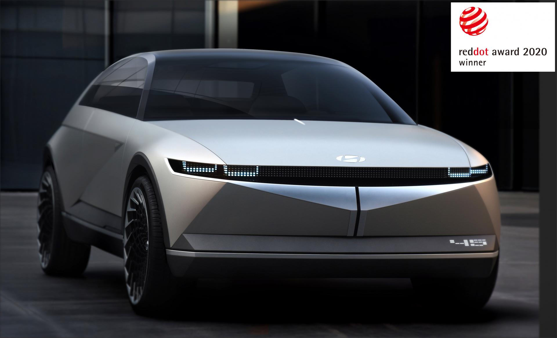Компанія Hyundai Motor отримала три нагороди Red Dot Award 2020 за концептуальний дизайн | Едем-Авто - фото 9