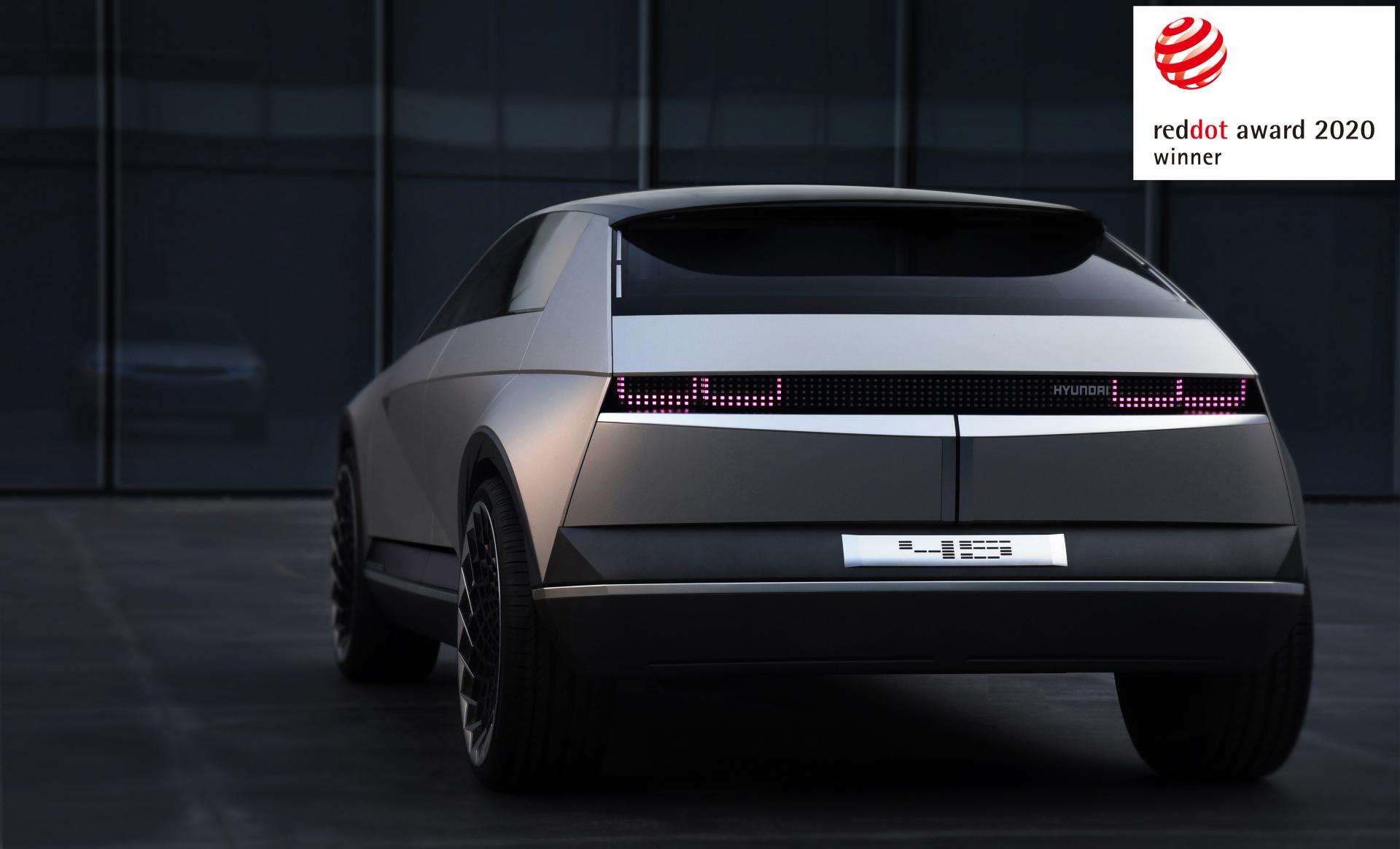 Компанія Hyundai Motor отримала три нагороди Red Dot Award 2020 за концептуальний дизайн | Едем-Авто - фото 10