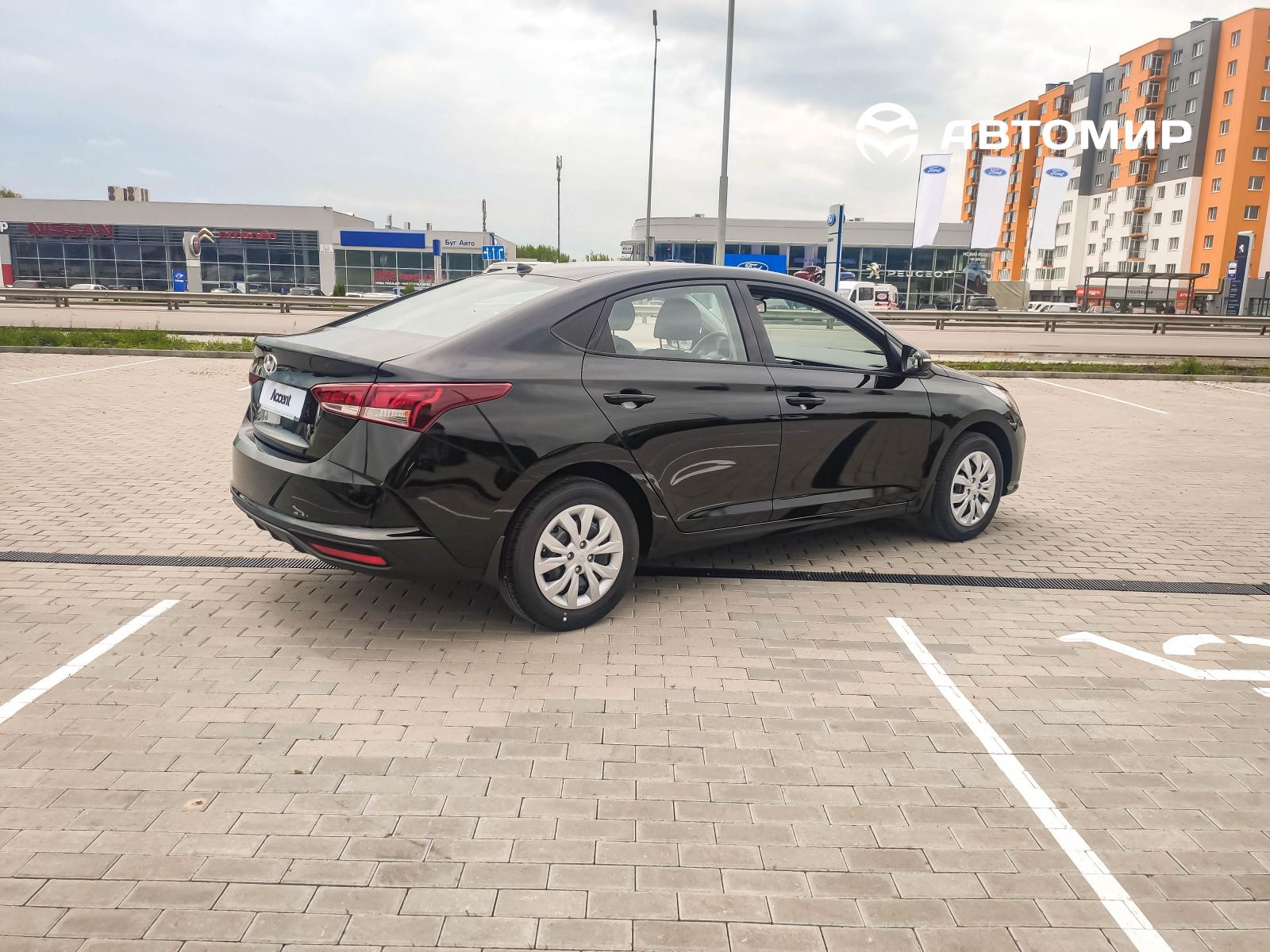 Hyundai стильний Accent вже в автосалоні!   Хюндай Мотор Україна - фото 8