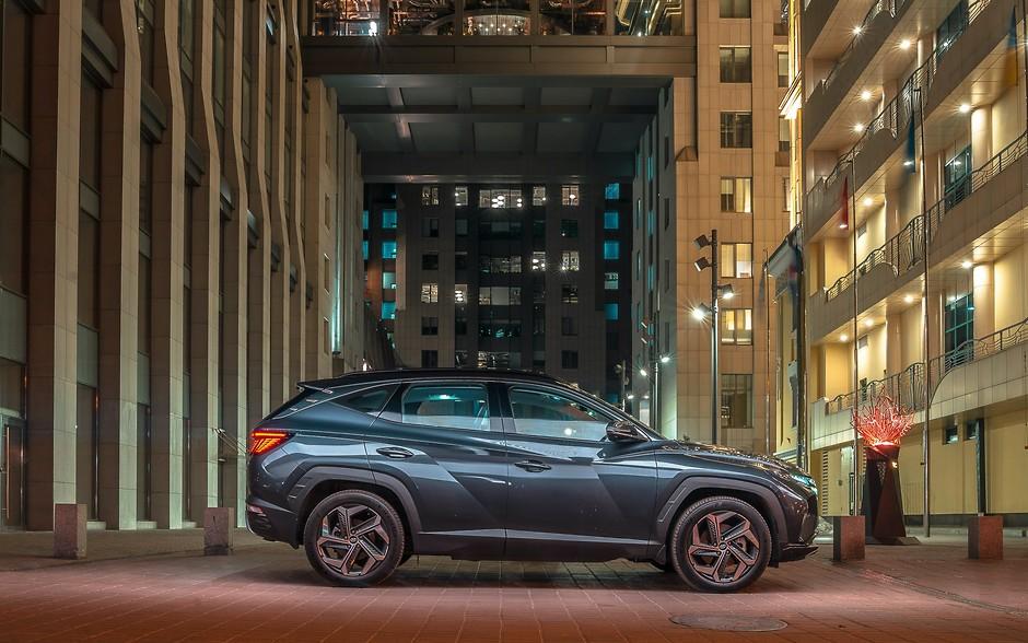 Тест-драйв Hyundai Tucson: Порушник спокою   Едем-Авто - фото 28