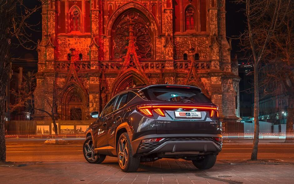Тест-драйв Hyundai Tucson: Порушник спокою   Едем-Авто - фото 27