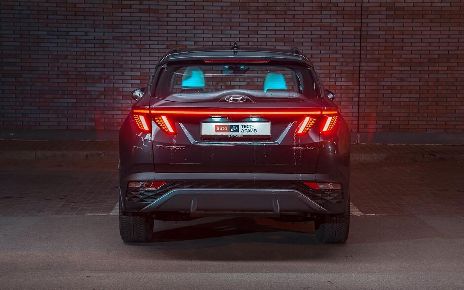 Тест-драйв Hyundai Tucson: Порушник спокою   Едем-Авто - фото 25