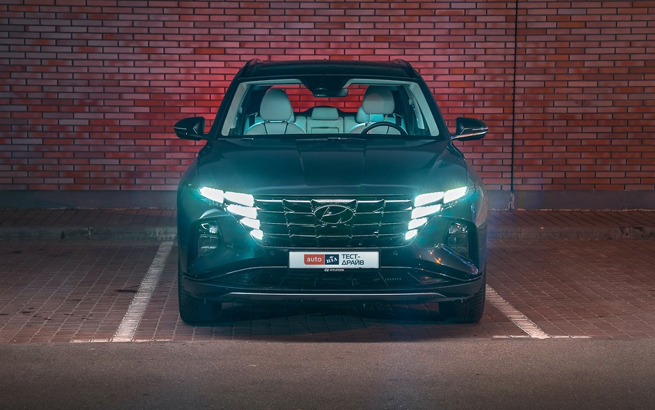 Тест-драйв Hyundai Tucson: Порушник спокою   Едем-Авто - фото 24