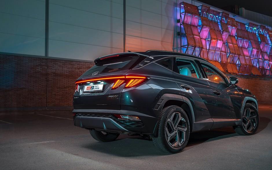 Тест-драйв Hyundai Tucson: Порушник спокою   Едем-Авто - фото 23