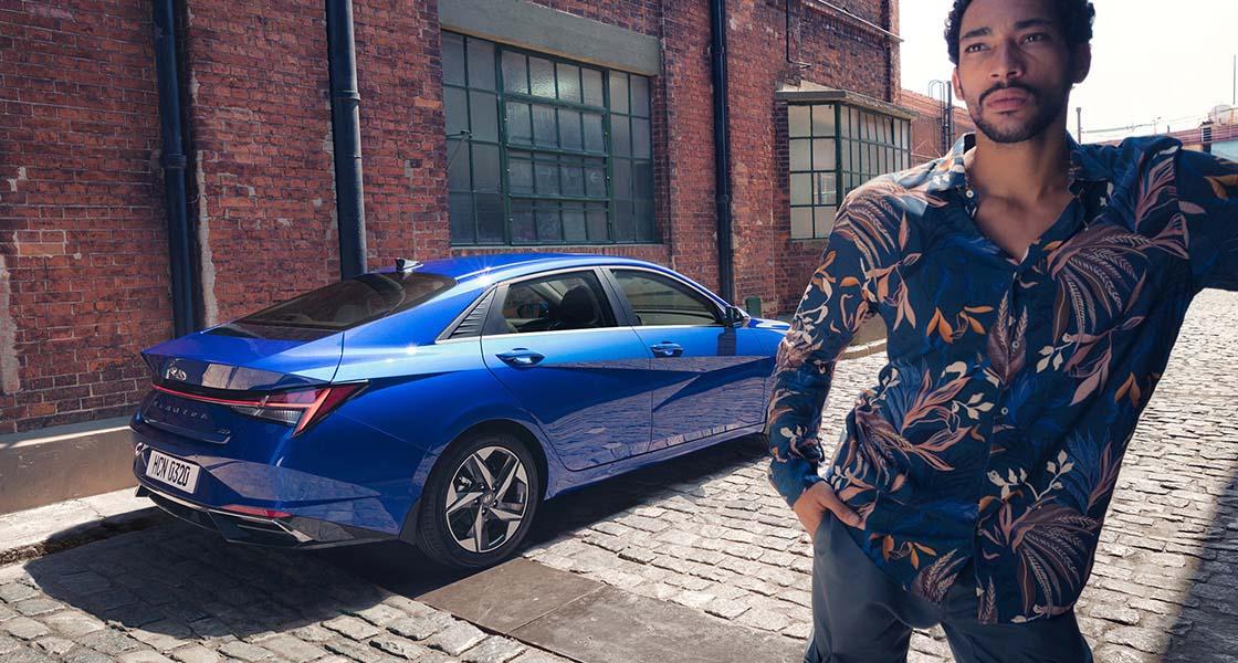 Hyundai Elantra 2021 - яскраві враження та драйв на тест-драйві в Едем-Авто - фото 21