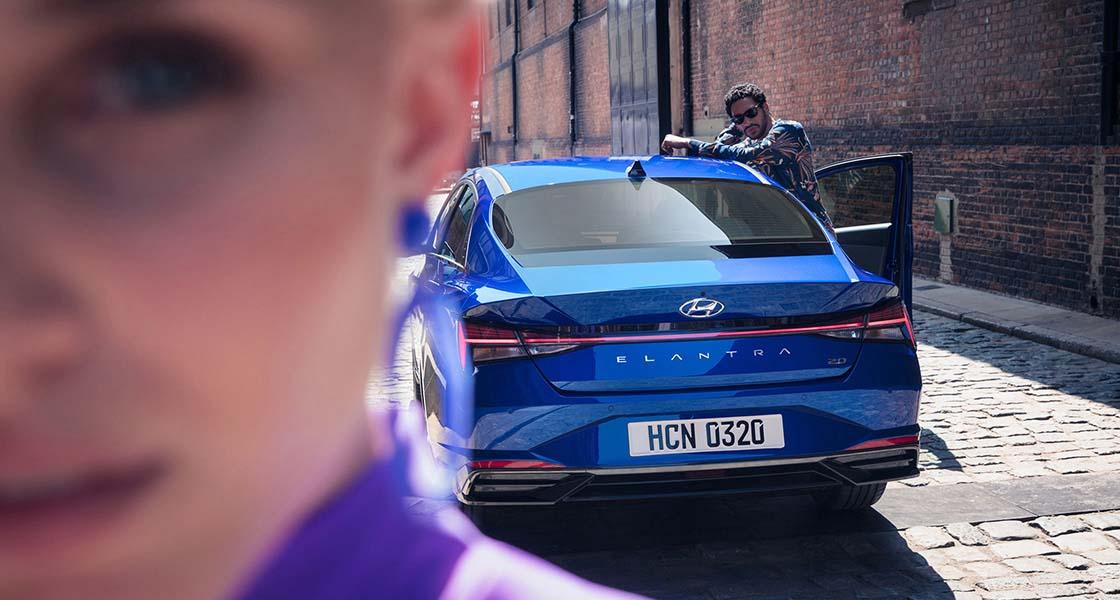 Hyundai Elantra 2021 - яскраві враження та драйв на тест-драйві в Едем-Авто - фото 23