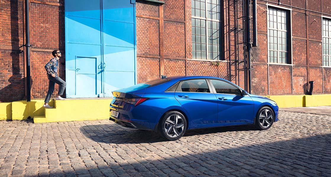 Hyundai Elantra 2021 - яскраві враження та драйв на тест-драйві в Едем-Авто - фото 24