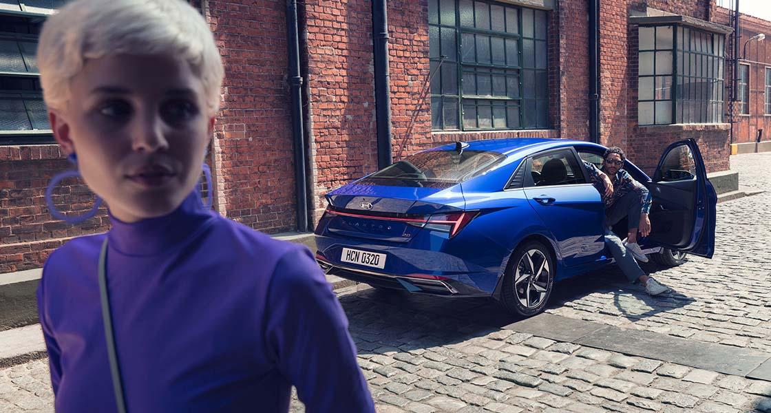 Hyundai Elantra 2021 - яскраві враження та драйв на тест-драйві в Едем-Авто - фото 25