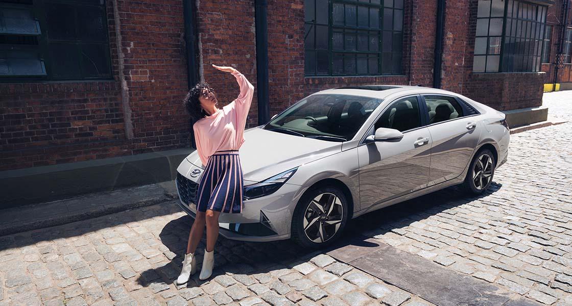 Hyundai Elantra 2021 - яскраві враження та драйв на тест-драйві в Едем-Авто - фото 26