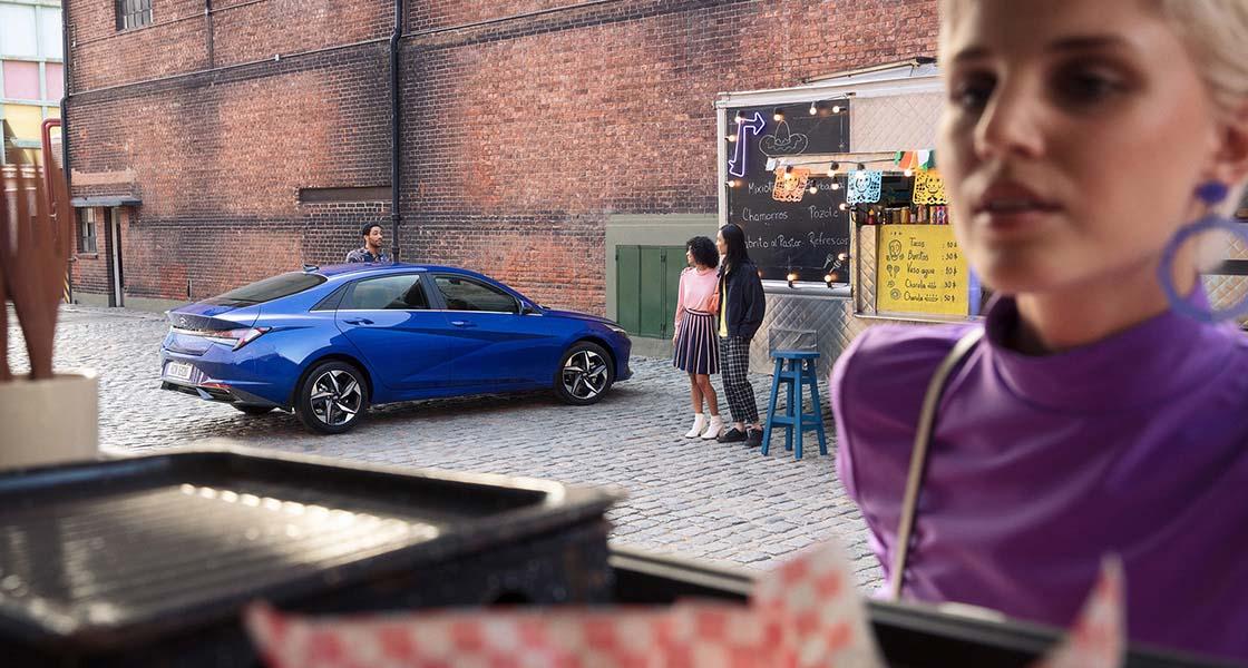 Hyundai Elantra 2021 - яскраві враження та драйв на тест-драйві в Едем-Авто - фото 27
