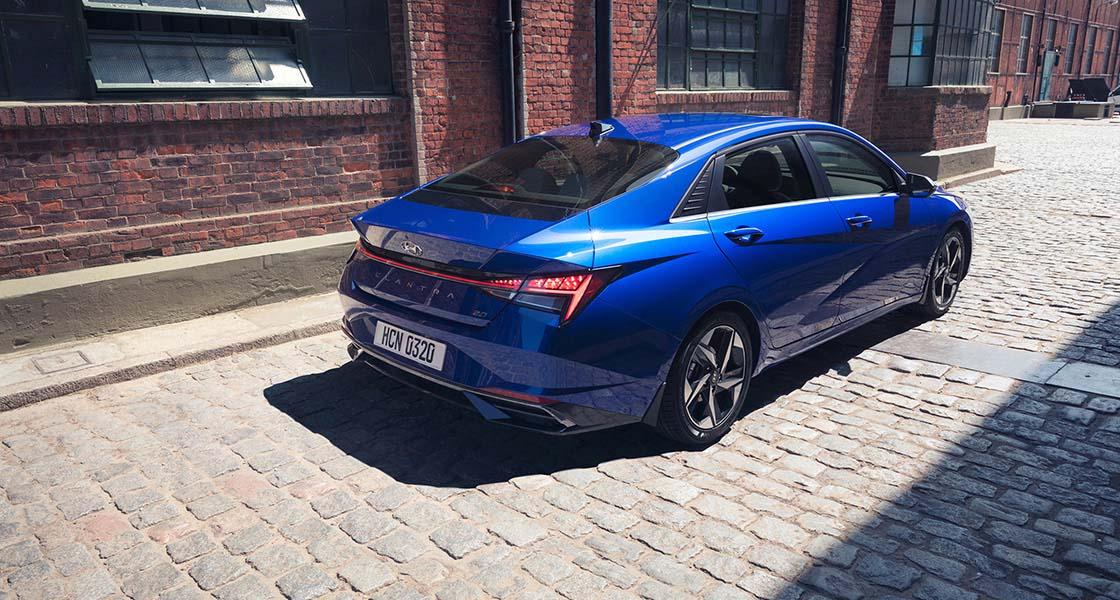 Hyundai Elantra 2021 - яскраві враження та драйв на тест-драйві в Едем-Авто - фото 30