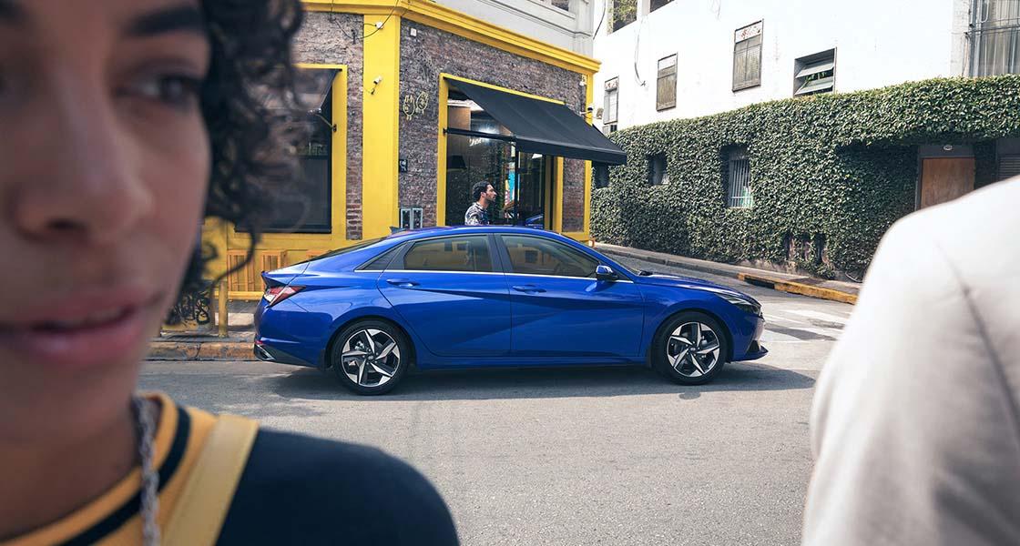Hyundai Elantra 2021 - яскраві враження та драйв на тест-драйві в Едем-Авто - фото 31