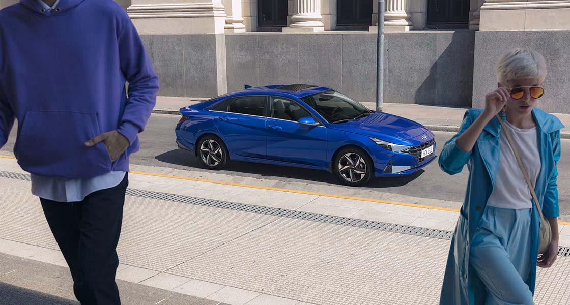 Hyundai Elantra 2021 - яскраві враження та драйв на тест-драйві в Едем-Авто - фото 32