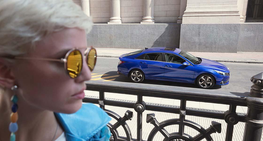Hyundai Elantra 2021 - яскраві враження та драйв на тест-драйві в Едем-Авто - фото 35
