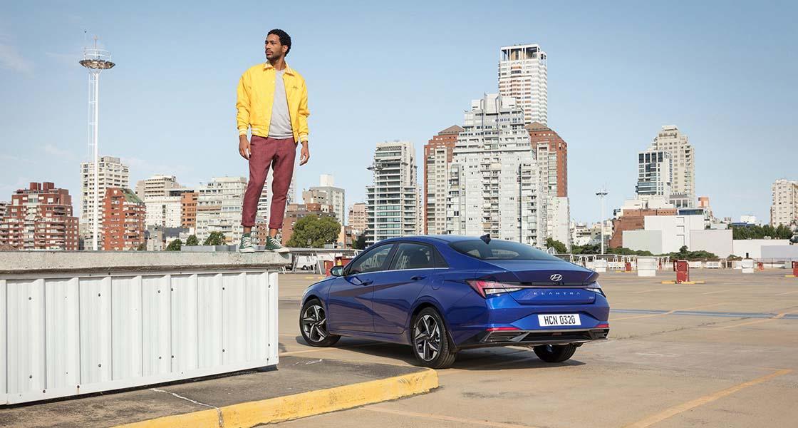 Hyundai Elantra 2021 - яскраві враження та драйв на тест-драйві в Едем-Авто - фото 37