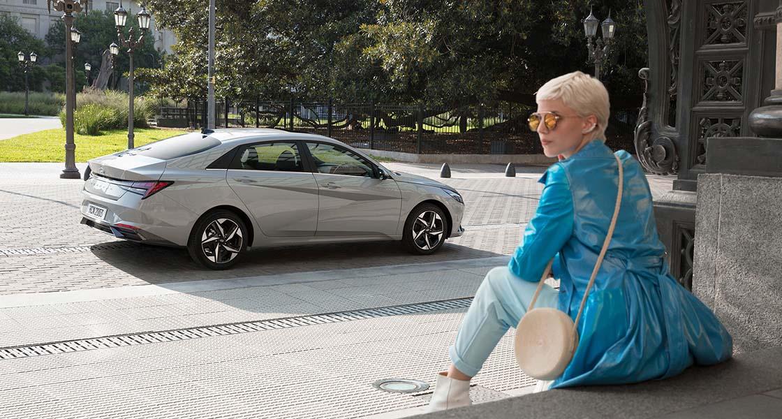 Hyundai Elantra 2021 - яскраві враження та драйв на тест-драйві в Едем-Авто - фото 38