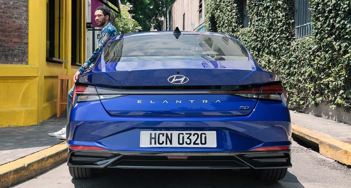 Hyundai Elantra 2021 - яскраві враження та драйв на тест-драйві в Едем-Авто - фото 39