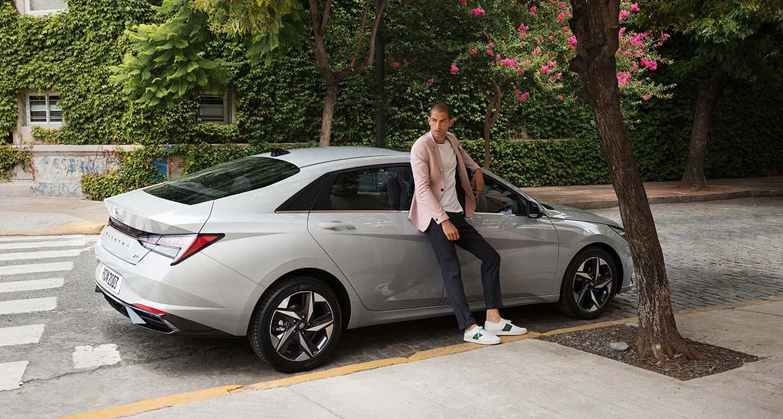 Hyundai Elantra 2021 - яскраві враження та драйв на тест-драйві в Едем-Авто - фото 42