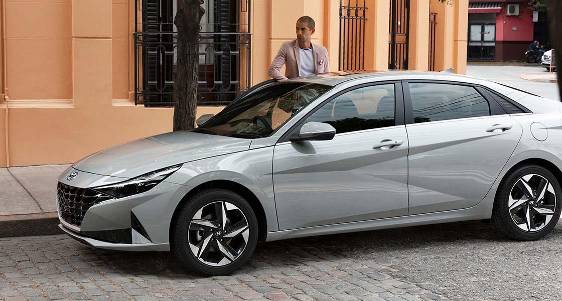 Hyundai Elantra 2021 - яскраві враження та драйв на тест-драйві в Едем-Авто - фото 43