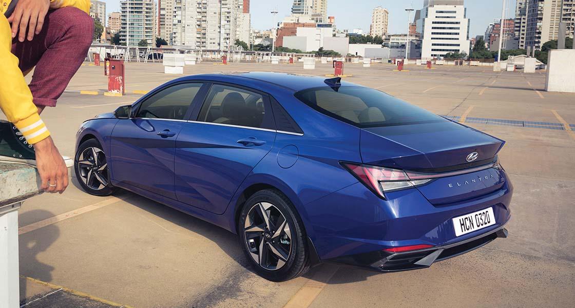 Hyundai Elantra 2021 - яскраві враження та драйв на тест-драйві в Едем-Авто - фото 44