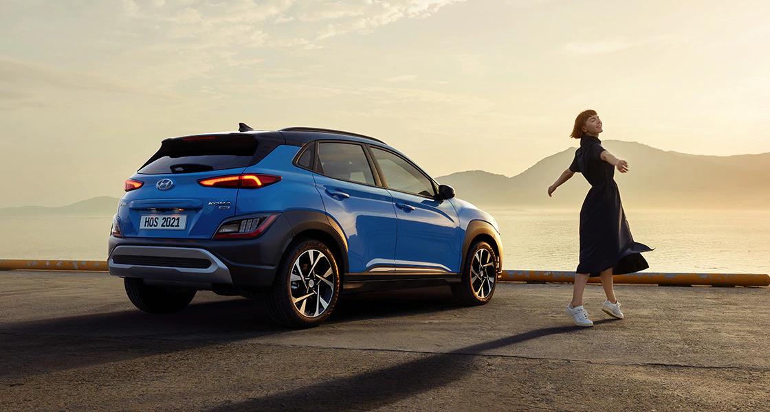 New KONA 2021 - спортивний автомобіль Hyundai в Едем-Авто - фото 13