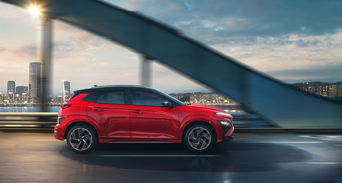 New KONA 2021 - спортивний автомобіль Hyundai в Едем-Авто - фото 14
