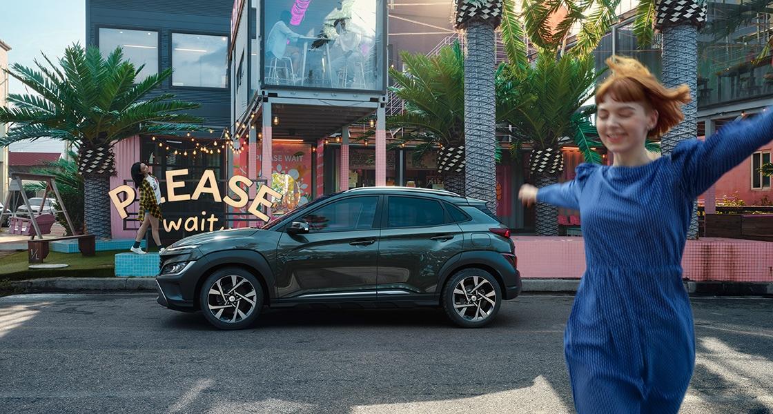 New KONA 2021 - спортивний автомобіль Hyundai в Едем-Авто - фото 15