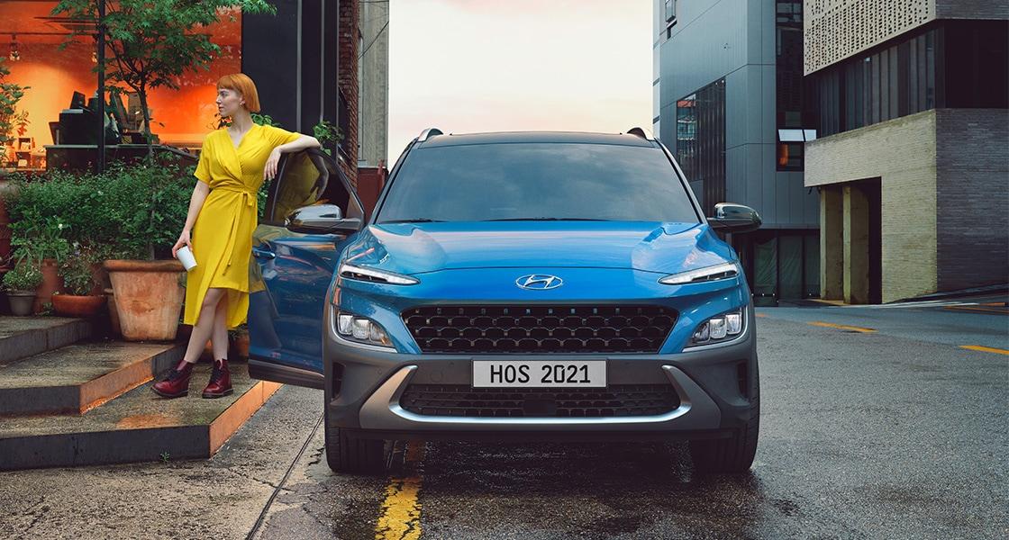 New KONA 2021 - спортивний автомобіль Hyundai в Едем-Авто - фото 16