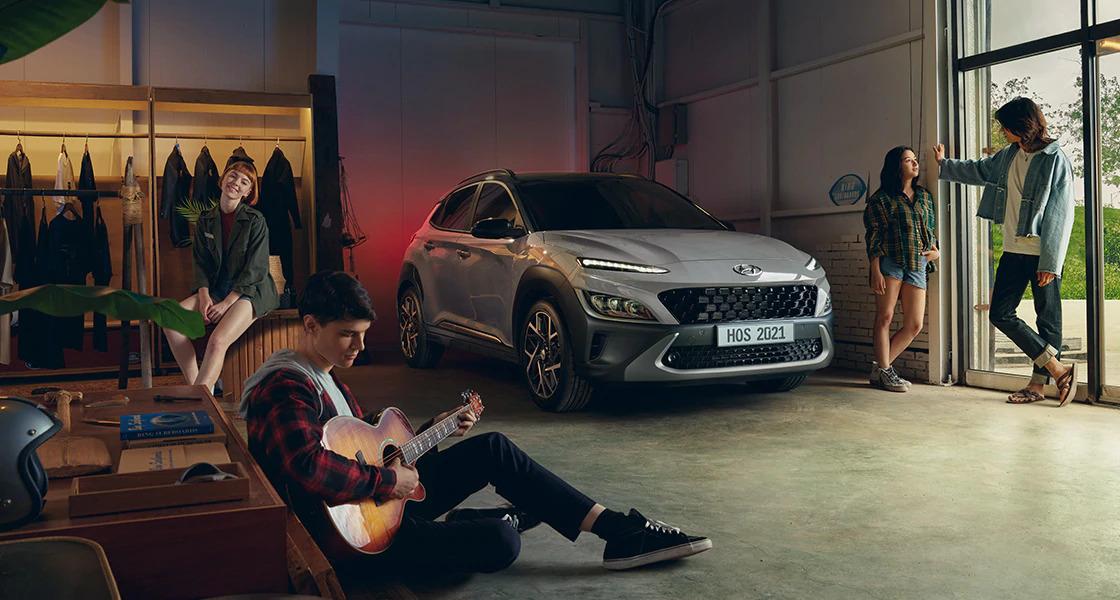 New KONA 2021 - спортивний автомобіль Hyundai в Едем-Авто - фото 17