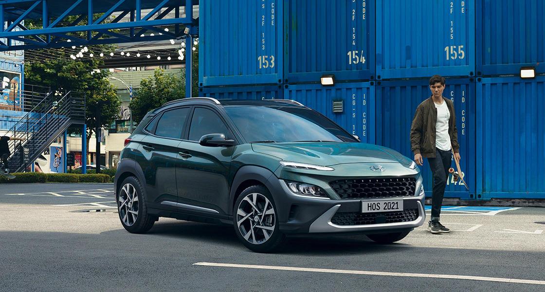 New KONA 2021 - спортивний автомобіль Hyundai в Едем-Авто - фото 18