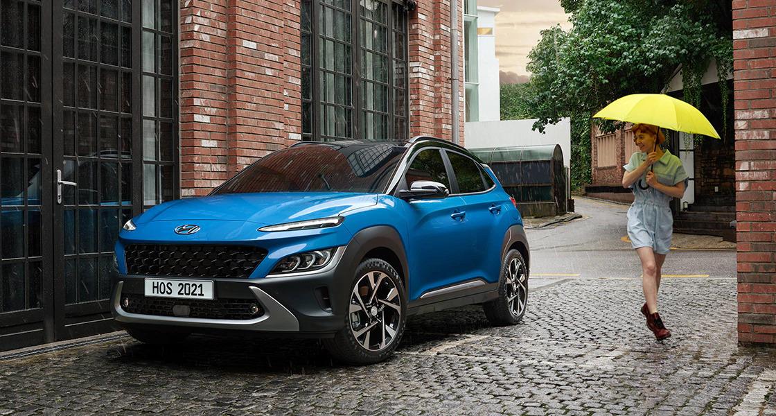 New KONA 2021 - спортивний автомобіль Hyundai в Едем-Авто - фото 19
