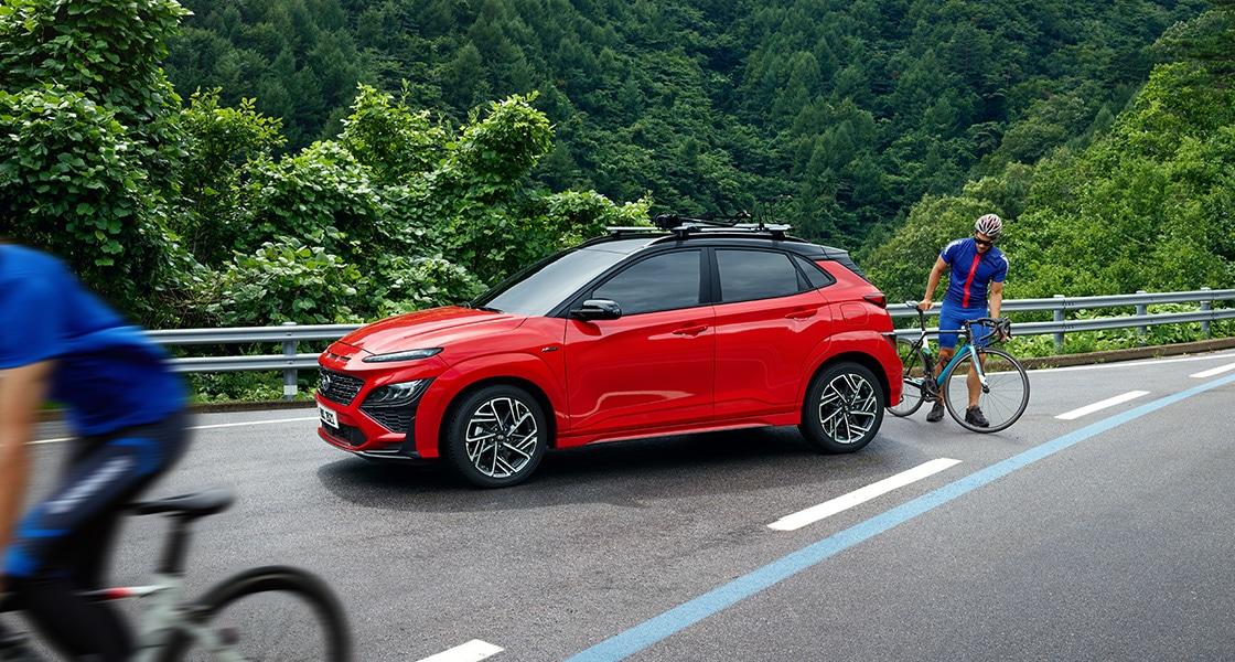 New KONA 2021 - спортивний автомобіль Hyundai в Едем-Авто - фото 20