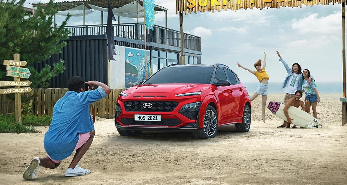 New KONA 2021 - спортивний автомобіль Hyundai в Едем-Авто - фото 22