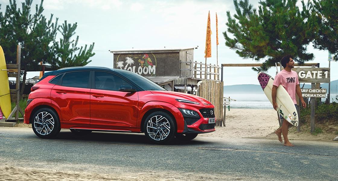 New KONA 2021 - спортивний автомобіль Hyundai в Едем-Авто - фото 23