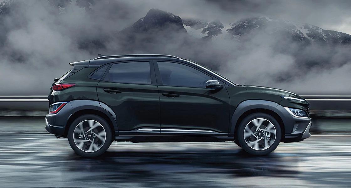 New KONA 2021 - спортивний автомобіль Hyundai в Едем-Авто - фото 24