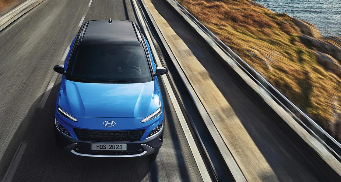 New KONA 2021 - спортивний автомобіль Hyundai в Едем-Авто - фото 25