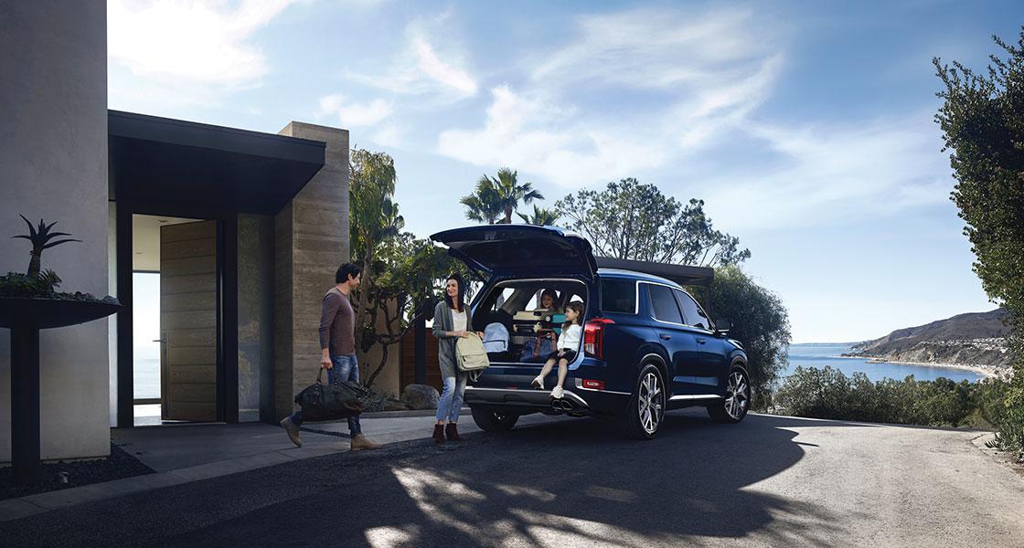 Hyundai PALISADE - кросовер для великої родини та комфортних мандрів - фото 18