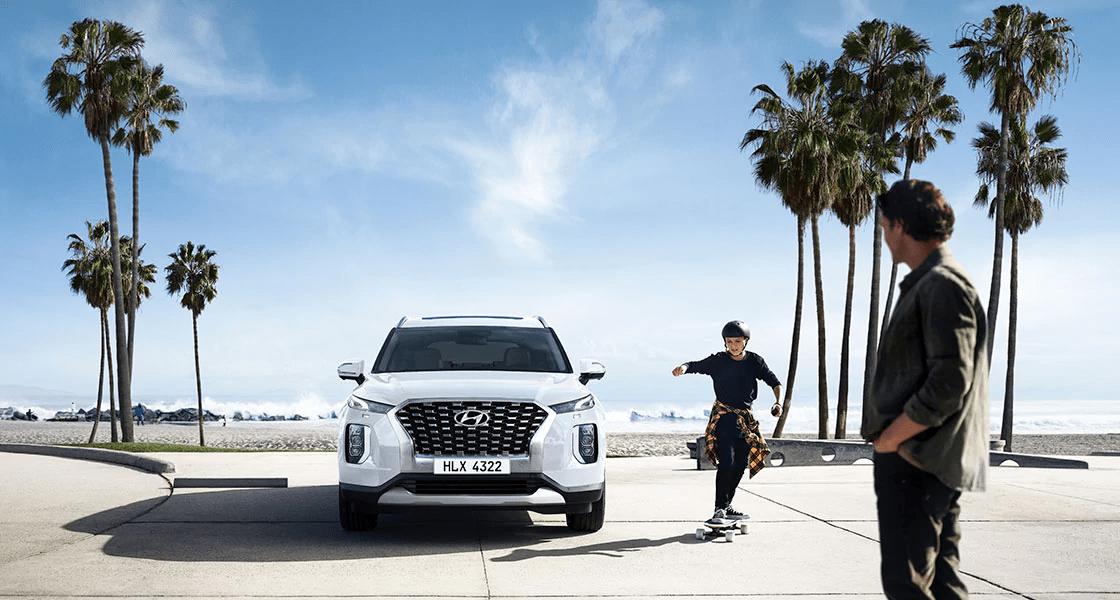 Hyundai PALISADE - кросовер для великої родини та комфортних мандрів - фото 21