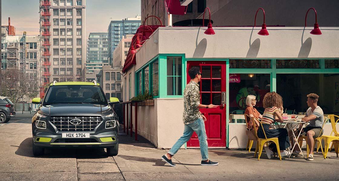 Бюджетний кросовер Hyundai Venue в кредит з авансом від 10% в Едем-Авто - фото 22