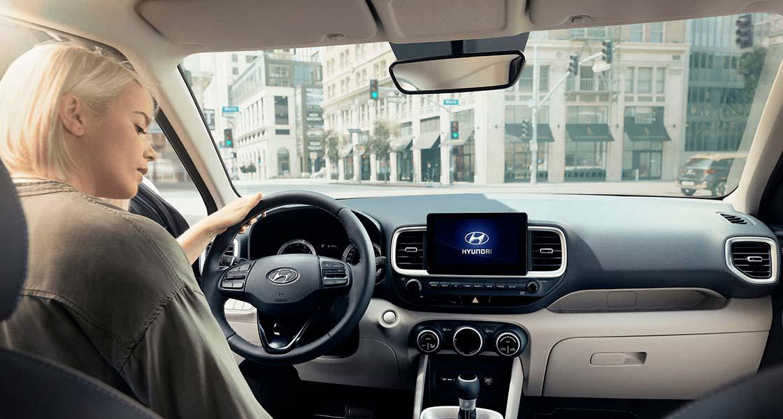Бюджетний кросовер Hyundai Venue в кредит з авансом від 10% в Едем-Авто - фото 25
