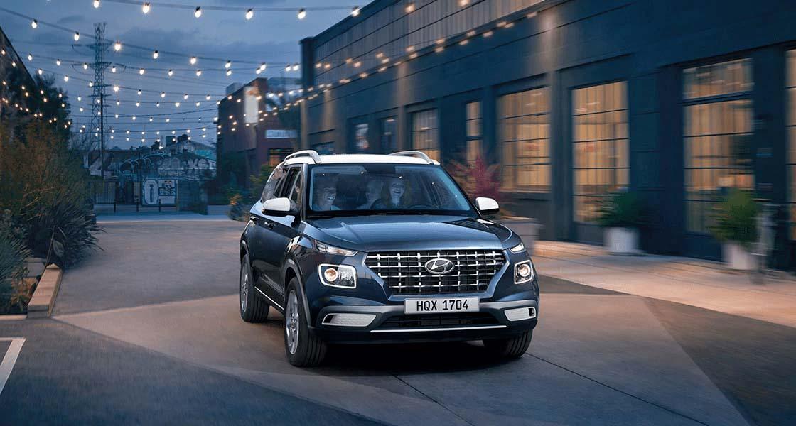 Бюджетний кросовер Hyundai Venue в кредит з авансом від 10% в Едем-Авто - фото 26