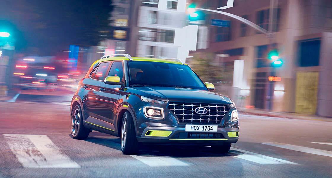 Бюджетний кросовер Hyundai Venue в кредит з авансом від 10% в Едем-Авто - фото 27