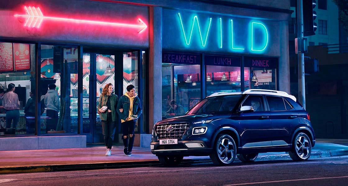 Бюджетний кросовер Hyundai Venue в кредит з авансом від 10% в Едем-Авто - фото 28