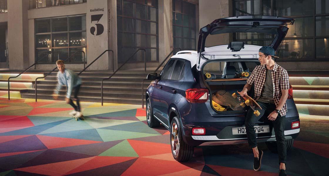 Бюджетний кросовер Hyundai Venue в кредит з авансом від 10% в Едем-Авто - фото 29