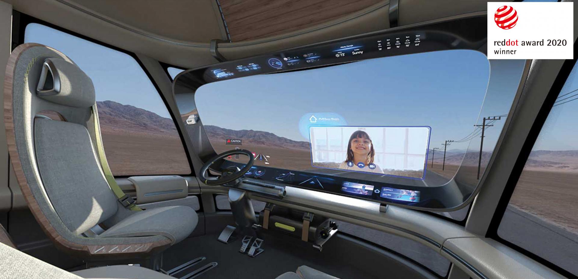 Компанія Hyundai Motor отримала три нагороди Red Dot Award 2020 за концептуальний дизайн | Едем-Авто - фото 12