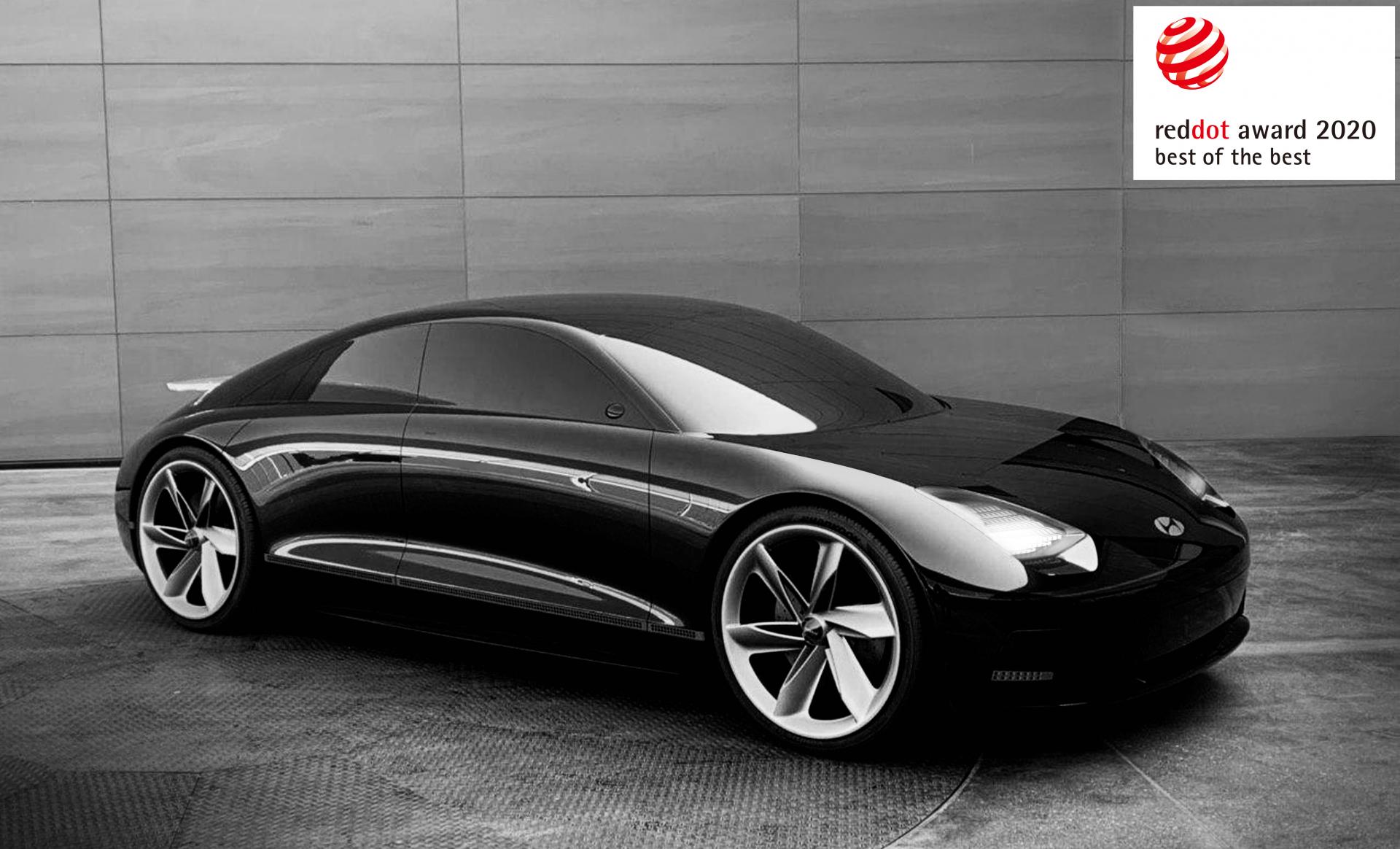 Компанія Hyundai Motor отримала три нагороди Red Dot Award 2020 за концептуальний дизайн | Едем-Авто - фото 14